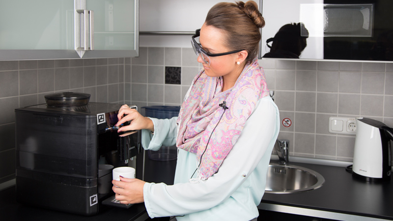 Tobii Pro Glasses 2 work with D-Lab - ERGONEERS